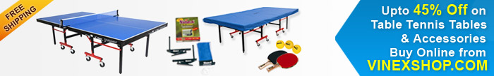 Equipment Needed to Play TT Table Sport
